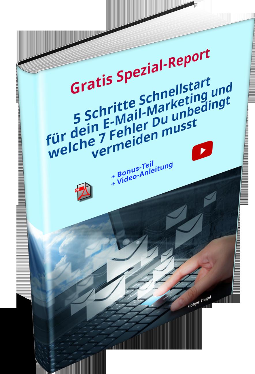 5 Schritte Schnellstart Email Marketing