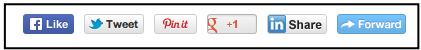 Newsletter Social Media Button